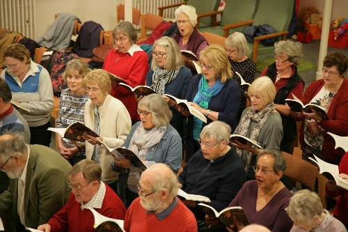 Witham Choral Society at St Peter ad Vincula, Coggeshall